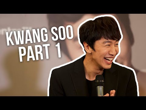Lee Kwang Soo Funny Moments - Part 1