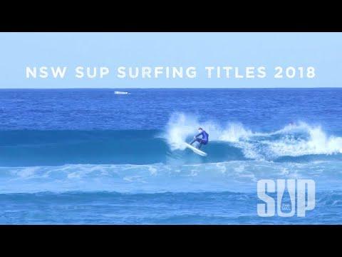 Australia's Best SUP Surfers