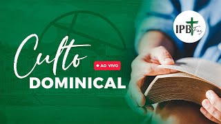 EBD - Escola Bíblica Dominical - IPB Faz - 31/01/2021