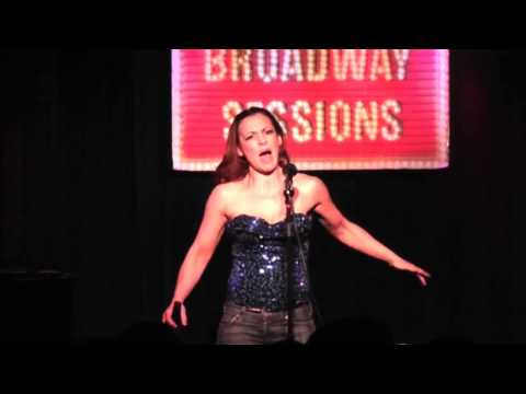 """Jenny Lee Stern  sings """"Two Legs""""  from Disenchanted! a new musical comedy"""