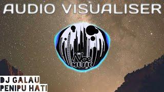 Gambar cover DJ Galau - Penipu Hati (Tata Janeeta Remix 2018) Audio Visualizer