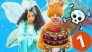 نطنط وأرنوب - الشف أرنوب وتوأم النمورة 1 | Natnat & Arnoob - Chef Arnoob & The Twin Tigers 1