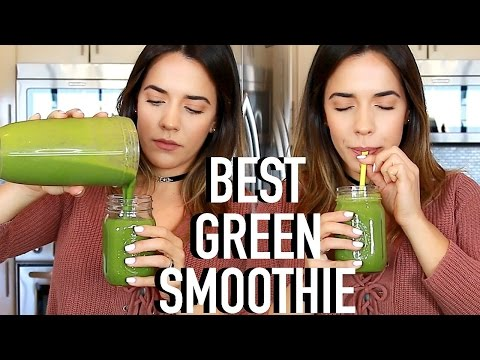 best-green-smoothie-recipe-for-weightloss!