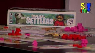 Spiel doch mal IMPERIAL SETTLERS ! (Spiel doch mal...! - Folge 22 )