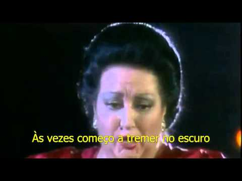 Freedie Mercury and Montserrat Caballe - How Can I Go On (Live at Barcelona) Legendado PT-BR HD
