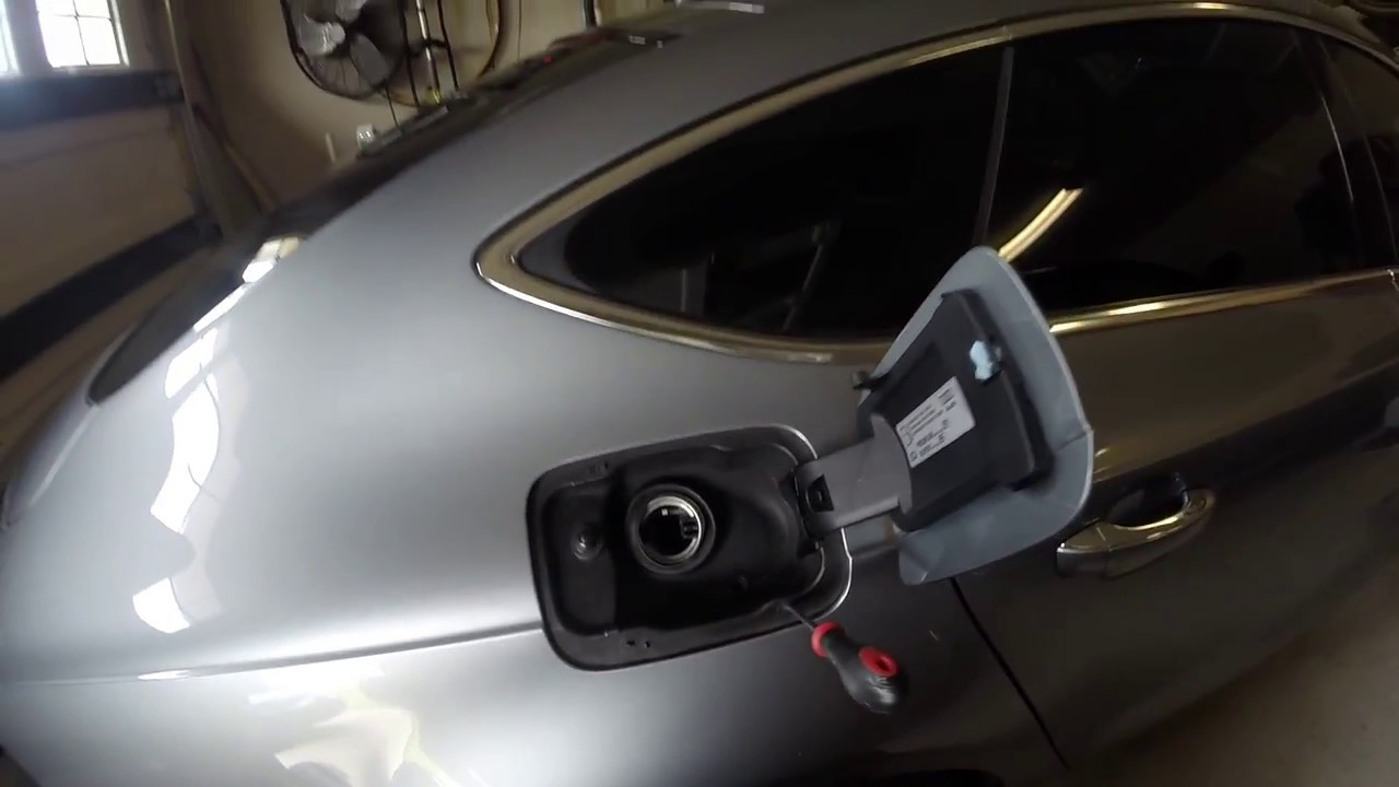 Fuel Door Actuator Audi A7 Youtube