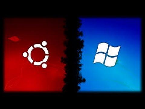 Install Windows After Ubuntu - Dual Boot