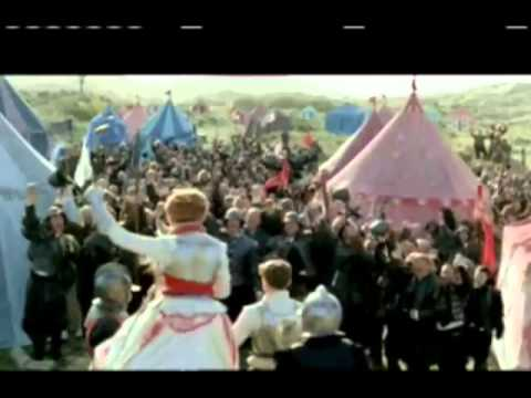 The story of Elizabeth Tudor Queen of England told on film, song by Brandi Carlile.