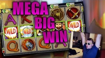 MEGA BIG WIN on Knights Life Slot Again!