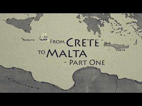 241 - From Crete to Malta - Part 1 - Walter Veith