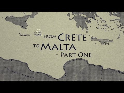 From Crete to Malta (eng) - Prof. Dr. Walter Veith