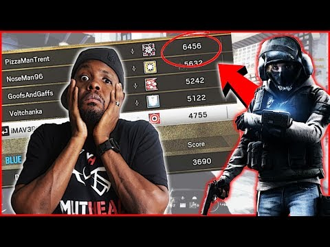 THIS MAN TRENT CAN'T BE STOPPED! - Rainbow Six Siege | (RB6 Siege Multipayer)