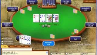 Правила игры в Omaha Poker
