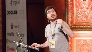 Getting started with three.js and WebGL by Jaume Sanchez Elias at JSConf Budapest 2015