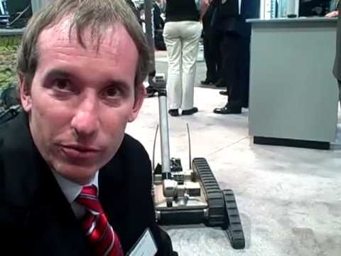 Colin Angle, iRobot Chairman, CEO and Co-founder