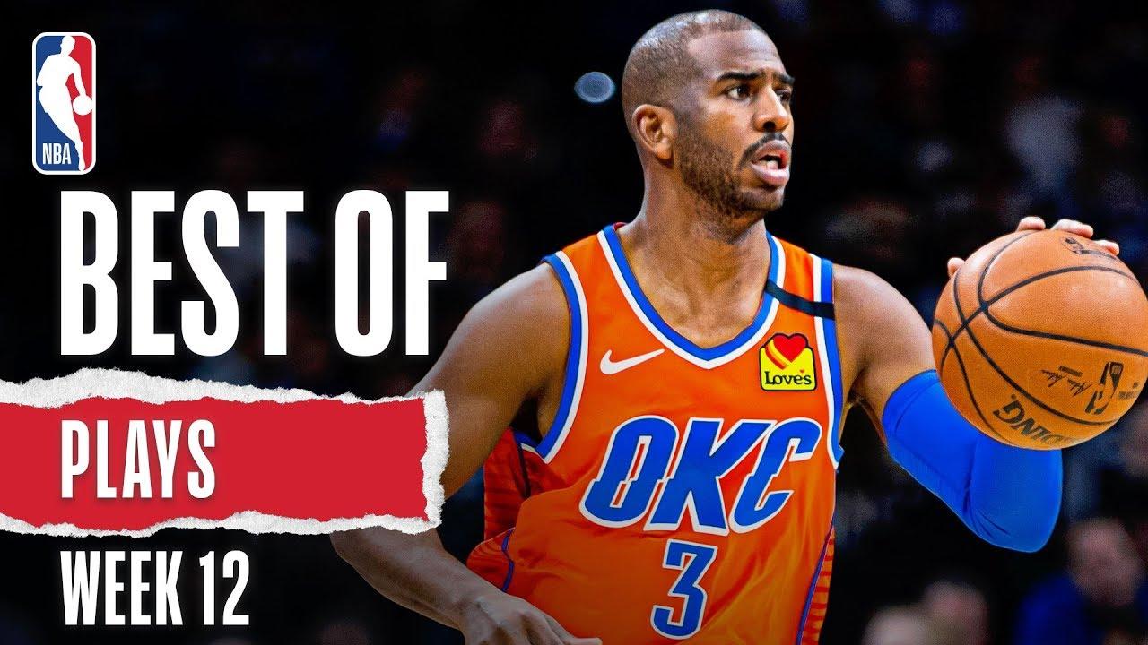 Download NBA's Best Plays | Week 12 | 2019-20 NBA Season