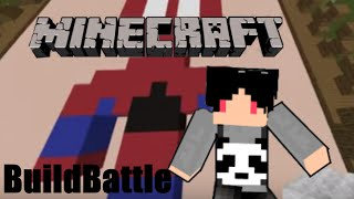 Minecraft Indonesia BuildBattle - MEMBUAT SUPERHERO NGAKAK!
