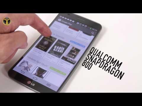LG G Flex İncelemesi
