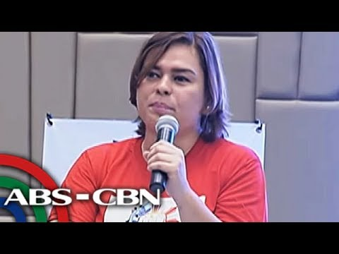 'Tapang at Malasakit', hindi pantapat sa 'Tindig Pilipinas': Sara Duterte