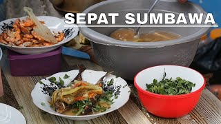 Resep dan Memasak Sepat Ikan ; Makanan Tradisional Sumbawa