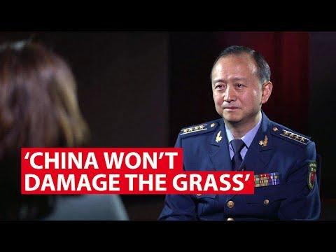 'China Won't Damage the Grass'   Conversation With   CNA Insider