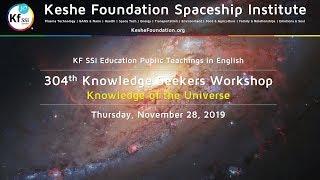 304th Knowledge Seekers Workshop  November 28, 2019