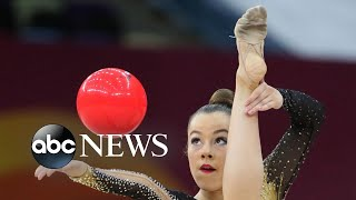 Gymnastics, baseball and bodybuilding: World in Photos, Sept. 16