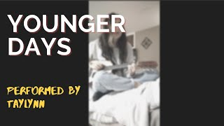 YOUNGER DAYS - MT. JOY COVER