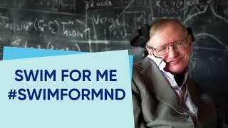 London City Swim 2018 #swimformnd Swim for Stephen Hawking