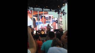 Gone Country Alan Jackson Mississippi Valley Fair 8/2/14