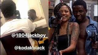 Kodak Black Cousin Released From Feds Accused Kodak Doing K2 Flocka..DA PRODUCT DVD