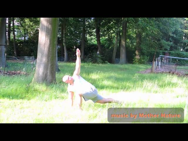 Basic Yoga Routine 10 min