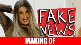 MAKING OF - FAKE NEWS