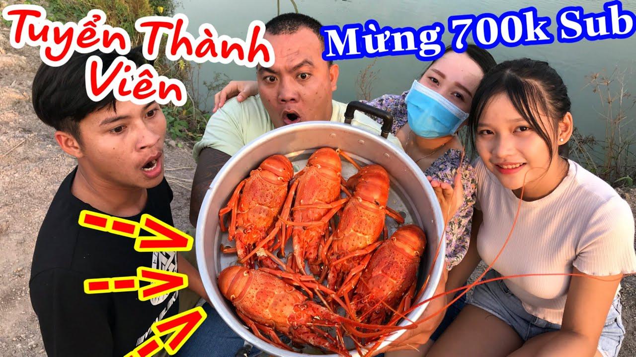 TXTV - Team Thánh Xàm Mở Đại Tiệc Mừng 700k Subscribe Và Công Bố Tuyển Thêm Thành Viên