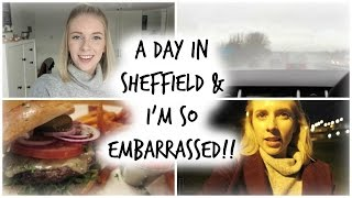Repeat youtube video A Day in Sheffield & The Most Embarrassing Thing!
