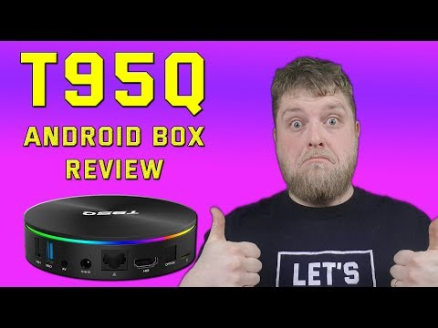 T95Q Android Box Review  |  A Very Popular Device Right Now  |  4gb Ram 64gb Storage