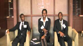 University of Zimbabwe Stetson International Environmental Moot Court Team