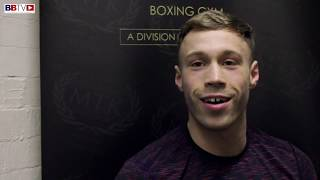 LIAM CONROY IN CAMP - ENGLISH CHAMP CONFIDENT AHEAD OF JOSHUA BUATSI CLASH FOR BRITISH TITLE