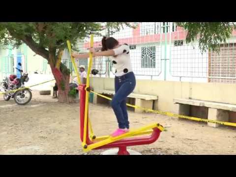 Microinformativo Yo Soy de Chone - Juegos recreativos en barrios de Chone