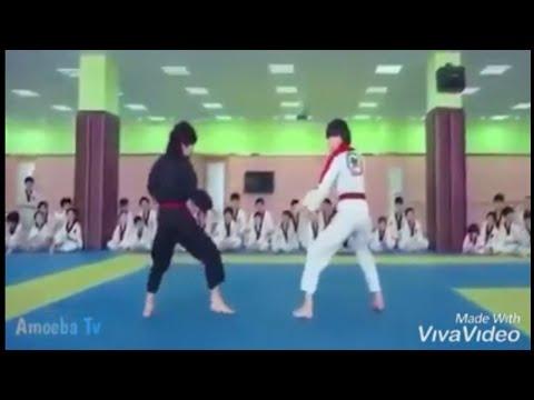 Taekwondo Versi Dj Aku Mau Abang