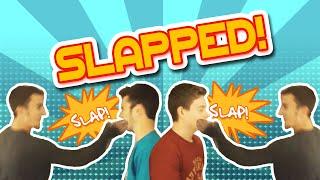 Minecraft | The Slap Challenge - CODY & JOE GET SLAPPED!