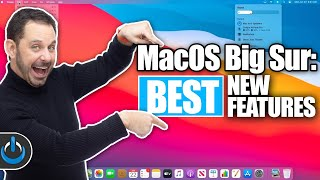 BEST New Features in MacOS Big Sur