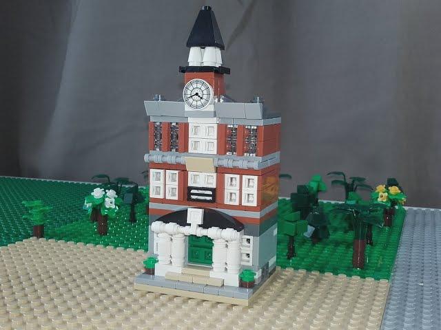 LEGO - Eine Microstadt entsteht - Teil 1
