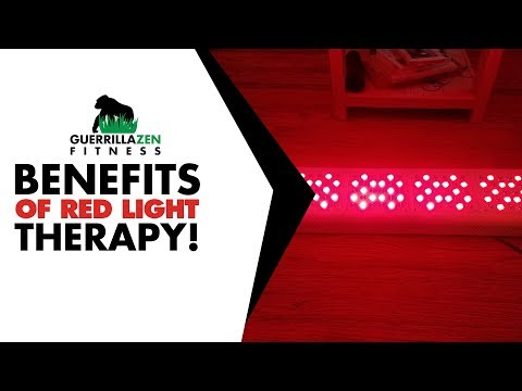 Top 3 BENEFITS of Red Light Therapy