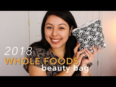 2018 Whole Foods Beauty Bag & Where Ive Been?