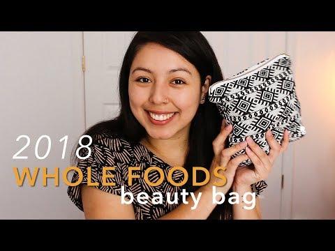 2018 Whole Foods Beauty Bag & Where I've Been?