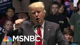 The Electoral College Is 'Genius,' Donald Trump Says, After He Wanted To Ban It | MTP Daily | MSNBC