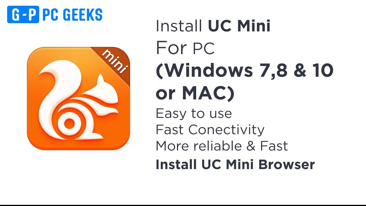 UC Mini: How To Download And Install UC Mini for PC ...