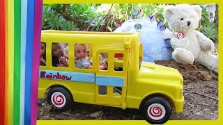 Wheels On The Bus | Nursery Rhyme | Baby & Kid songs thumbnail