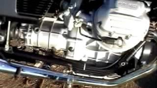 Moto Guzzi SP1000 Soundcheck